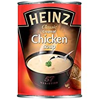 Heinz Cream of Chicken Sopa - 400 gr