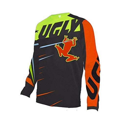 Uglyfrog 06 Bike Wear Manica Lunga Bicycle Sports Magliette Uomo MTB/Downhill/Motorcycle Primavera Jersey Mountain Bike Shirt
