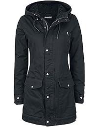 18-24 Ladies Fleece Jacket Duffle Style Hooded Toggle Check Pocket Coat Purply