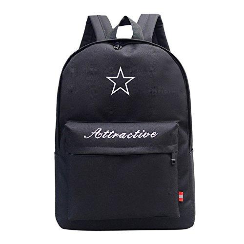 Gli studenti' schoolbags lettere spalle pacchetto viaggio di piacere sacchetti, spalle, pacchetto ,A E