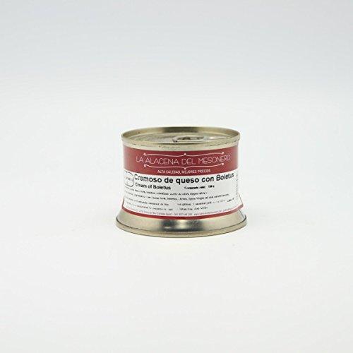 Cremoso de Queso con Boletus 150 g
