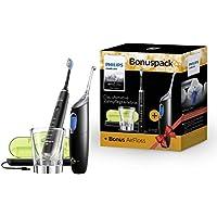 Philips Sonicare Bonuspack HX8492/03 – Schallzahnbürste DiamondClean & AirFloss Ultra Zahnzwischenraumreiniger... preisvergleich bei billige-tabletten.eu