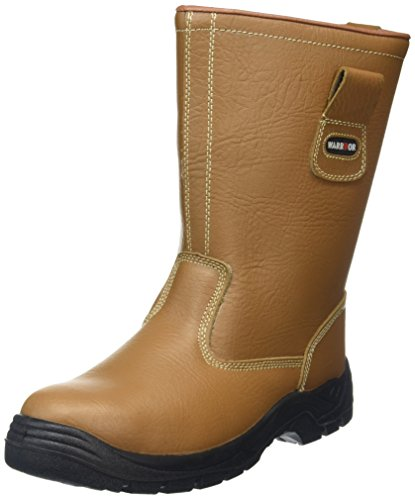 AES s.1498-rb-12Tan Rigger-Stiefel, Größe 12 Tan Rigger Boot