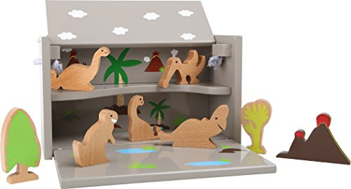 Small Foot - 5718 - Boîte de Jeu - Dinosaure