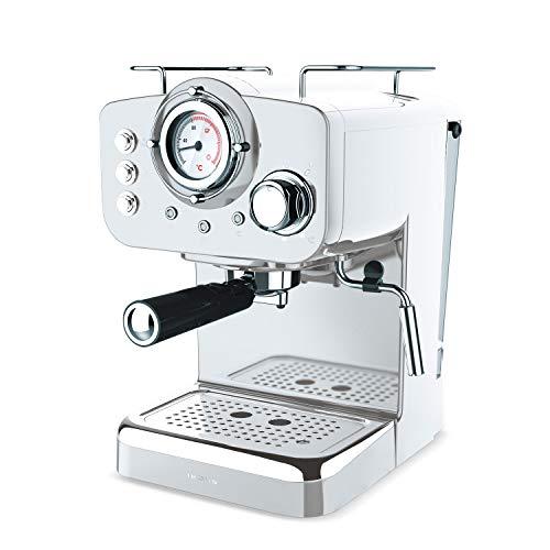 IKOHS THERA Retro - Cafetera Express Espresso Cappucino