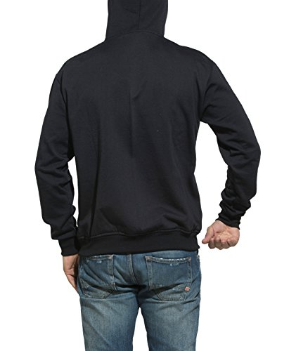 Alan-Jones-Solid-Zipper-Hooded-Sweatshirt