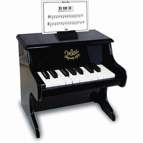 Vilac Klavier, Schwarz, für Kleinkinder (Kleinkind-klavier)