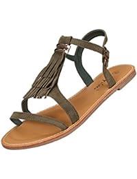 Sandales femme Lily shoes L322 Blue 506qgQJtm