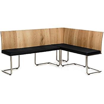 Table manger rectangulaire liberty blanc brillant banc Table de cuisine avec banc d angle