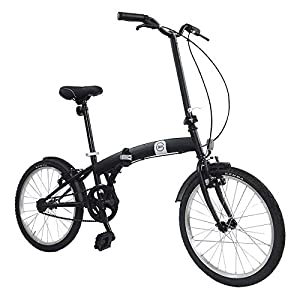 4192IaNOSFL. SS300 Bici pieg. Cambio 1 Vel. 58X89X31cm