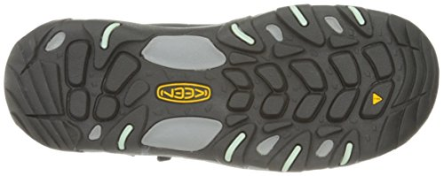 KEEN Oakridge Mid Polar WP W chaussures d'hiver MOON MIST/DESERT SAGE