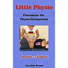 Little Physio Deutsch - Englisch