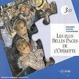 Les Plus Belles Pages de l'Opérette (Coll. Grands Succès Classiques 3 CD)