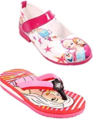 Rgk's Baby Girl's Fashion Sandal with