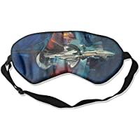 Sleep Eye Mask Spaceship Fiction Lightweight Soft Blindfold Adjustable Head Strap Eyeshade Travel Eyepatch E5 preisvergleich bei billige-tabletten.eu