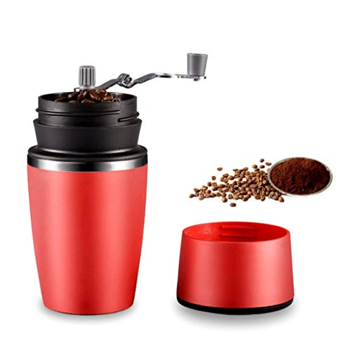 MAO Mini-Kaffeemaschine Portable Espresso Travel Coffee Machine Compact Handbuch Zum Wandern Camping Angeln Und Picknicks