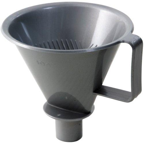 Kaffeplastikfilter für Filterbeutel Nr. 4, für alle Tassen geeignet: Camping Kaffee Filter mit...