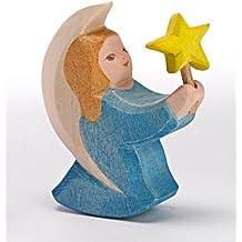 Ostheimer 42024 - Engelchen blau mit Stern