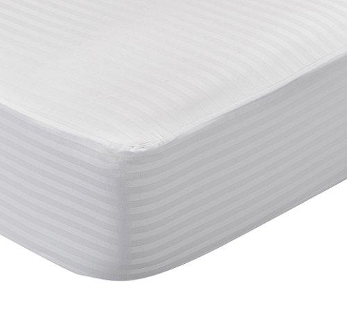 Pikolin Home - Protège-matelas Coutil 100% coton. 160x200cm-Lit 160
