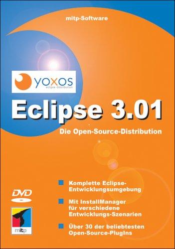 Preisvergleich Produktbild Yoxos Eclipse 3.01. DVD für Windows98 / Me / 2000 / XP und Linux (x86 / GTK 2)