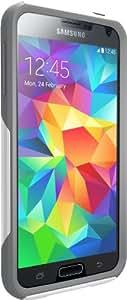 OtterBox Commuter sturzsichere Schutzhülle für Samsung Galaxy S5, Weiß