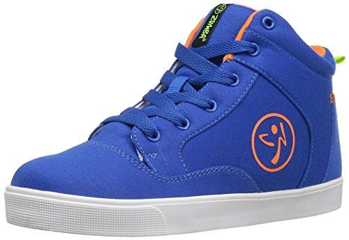 Zumba Footwear Zumba Street Fresh, Zapatillas Deportivas para Interior para Niñas, Azul (Blue), 36.5 EU