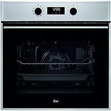Teka HSB 635 P Eléctrico 70L 3552W A+ Negro, Acero inoxidable - Horno (Medio, Electric oven, 70 L, 3552 W, 70 L, 2450 W)