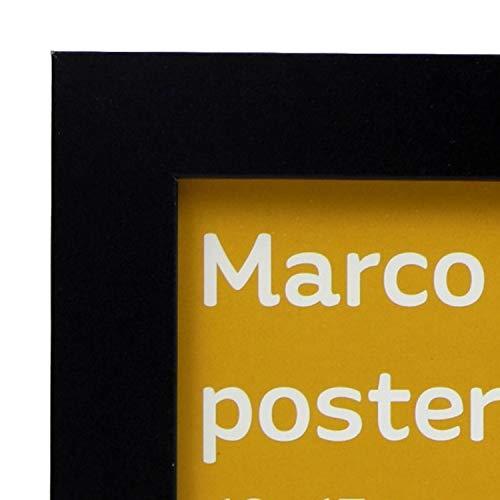 Posters Marco Negro para Fotos Diplomas Nacnic Marco Negro tama/ño 24x30cm /…