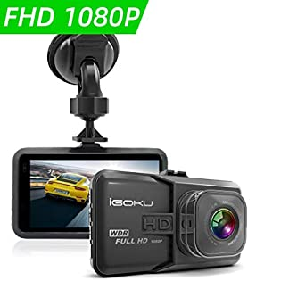 iGOKU-Dashcam-HD-Autocamera