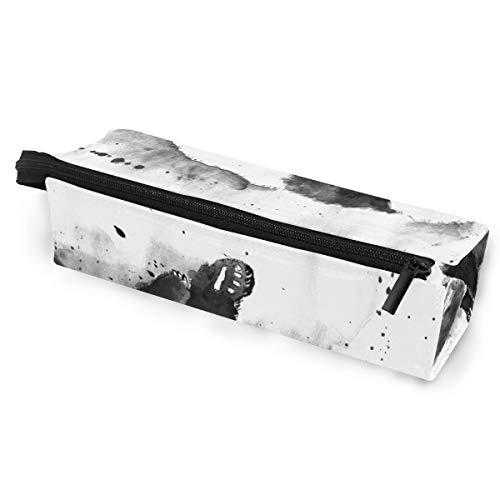 Cute animal panda zeichnung brillen case softbox reißverschluss sonnenbrille halter federbeutel schutzhülle bleistift kosmetiktaschen lagerung
