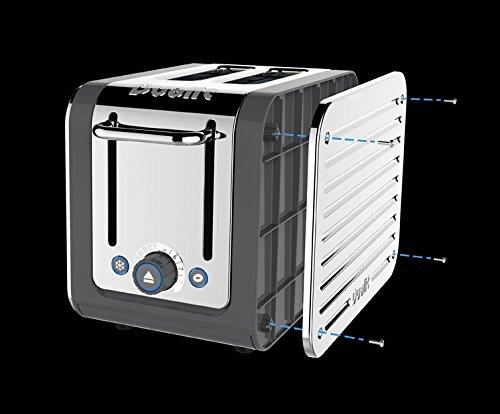 Dualit Architect 2-Slot Toaster – Grey