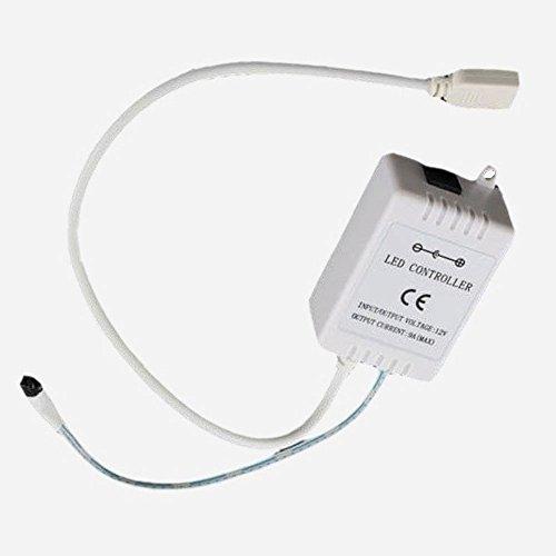 Dreamhigh Controller 44 Tasten Remote für RGB LED Strip Streifen, LED RGB Strip IR Remote Controller Fernbedienung Kontroller Steuerung, 44Key IR Remote Controller IR-Fernbedienung für RGB LED Strip 5050 - 3