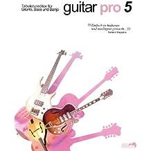 Guitar Pro 5 hybrid. CD-ROM