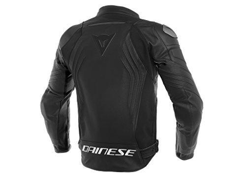 Dainese Herren Motorrad-Jacke Leder Racing 3Pelle (Moto-leder-jacke)
