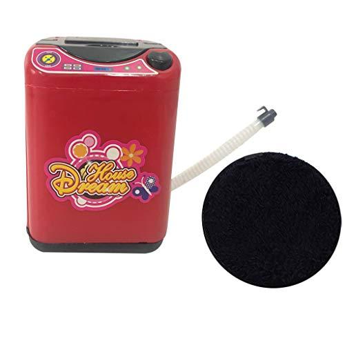 Make-Up-Tools, Webla, Make-Up-Pinsel Und Reinigungsgerät Reinigung Puff Automatische Reinigung Waschmaschine, Kunststoff Schwarz (Schwarz)