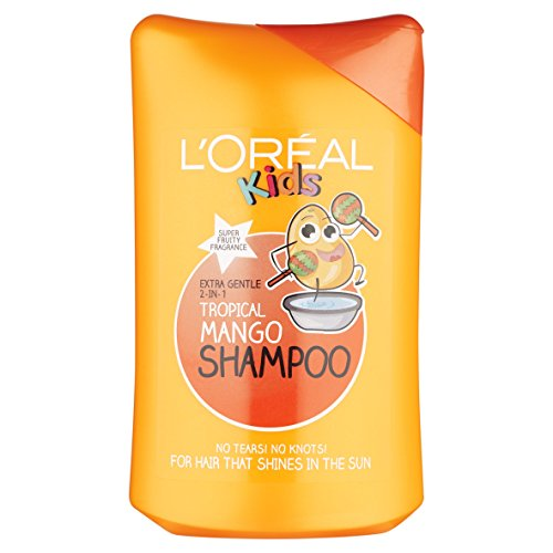 Loreal Kids Tropical Mango 2 In 1 Shampoo 250Ml