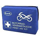 PowerKit ® Motorrad Erste Hilfe Set Verbandtasche DIN13167-2014 Outdoor, Sport & Reisen für die Optimale Erstversorgung