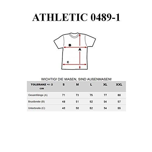 BOLF Herren Tanktop T-Shirt Ärmellos Motiv Casual Military Army Sommer 3C3 Camo Grau_0489-1