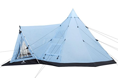 Zoom IMG-2 campfeuer tenda teepee grande degli
