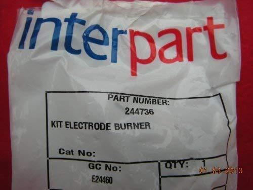 Baxi Barcelona System-brenner Elektrode Zündung 244736 -