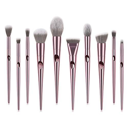 Pinceles maquillaje profesional Correctores polvo