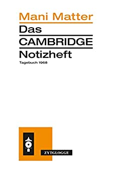 Das Cambridge Notizheft: Tagebuch 1968