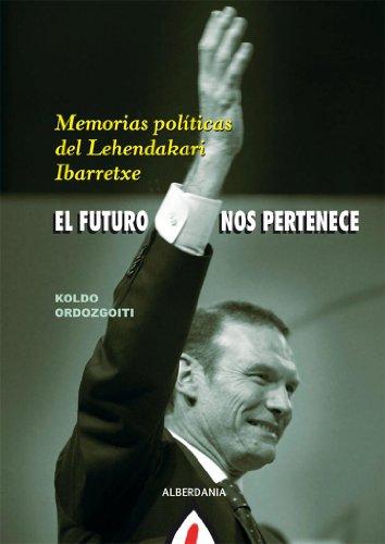 Durante los diez años en que el Lehendakari Ibarretxe asumió la máxima responsabilidad política de Euskadi (1999-2009), su voz llegó a la ciudadanía a menudo mediatizada, interpretada, comentada, acotada y, en ocasiones, manipulada. Ese hecho adqu...