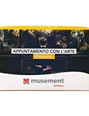 Idea Regalo - Musement Giftbox - APPUNTAMENTO CON L'ARTE (Premium) - Cofanetto regalo