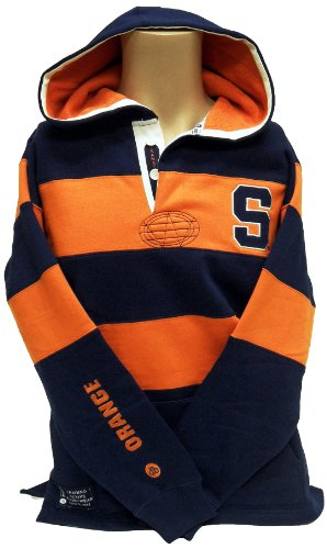 NCAA Syracuse Orange Herren Rugby Hoodie, Jungen, Orange