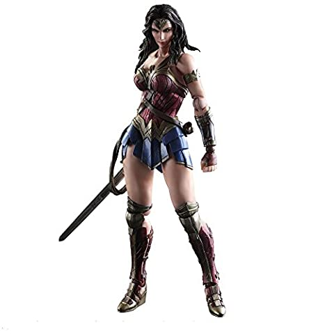square-enix square-enixafgsqx232Abysse Batman Vs Superman Dawn Of Justice Play Arts Wonder Woman Action Figur