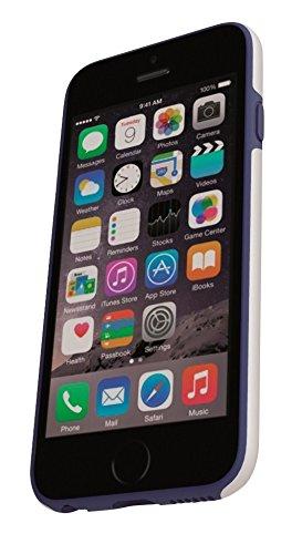 Pelican Voyager Case Cover per iPhone 6 Plus/6S Plus, Nero Bianco