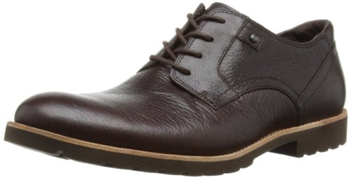 rockport-lh-plaintoe-chaussures-basses-a-lacets-homme-marron-braun-dk-brown-tumbled-405-eu