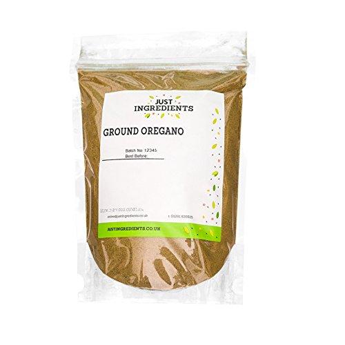 JustIngredients Premier Oregano Ground 1 kg