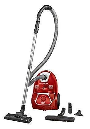 Rowenta RO3953 Aspirador, 3 litros, Rojo